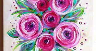 33 + Most popular ways to watercolor paintings easy step by step flower
