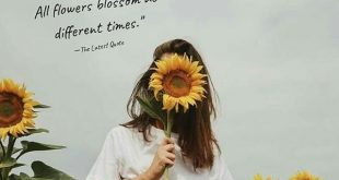 """Be patient with yourself. All flowers blossom at different times."" #thelatestqu..."