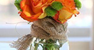 17 Einmachglas-Blumenarrangements, die Sie den ganzen Sommer anzeigen möchten