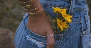 Ich werde diese hier einfach behalten ... p #puravidabracelets #flowers #pocket ...