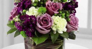 Die Blumenfabrik Beloved Bouquet bringt Rosen und Nelken in einer ... - Geschenk...