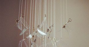 Dream Mobile , Flying Keys, Decor Mobile,Hanging Baby Mobile, Nursery Mobile, Party Decor, office mobile