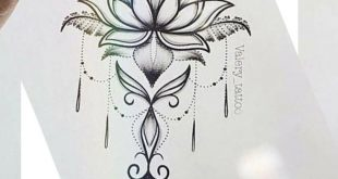 Tattoo-Designs #tattoos #flowertattoos