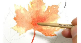 easy-watercolor-fall-leaves-part1