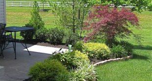 landschaftlich gestaltete Hinterhöfe Gartengestaltung Ideen: Landsc